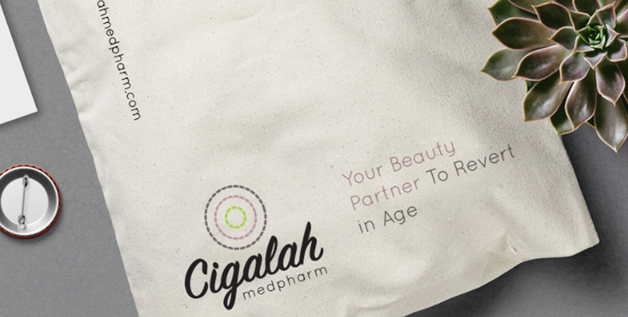 Aimstyle portfolio | Revert in Age with Cigalah products, A brand created by Aimstyle .